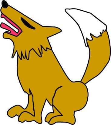 狐オオカミ