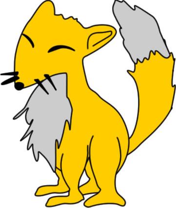 本格漫画狐