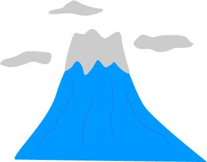 山のイラスト フリーイラスト ... : 社会記号 : すべての講義