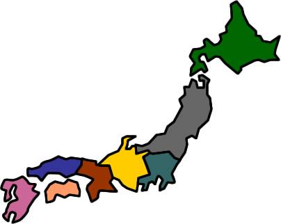 世界地図 子供の世界地図 : 日本地図のイラスト 変な絵 ...