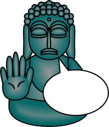 奈良の大仏様のイラスト フリーイラスト素材 変な絵net